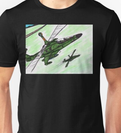 Sparrows to the Front Unisex T-Shirt