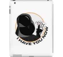 Darth Vader - I have you now v2 iPad Case/Skin