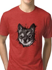 Cheekie Boy Tri-blend T-Shirt