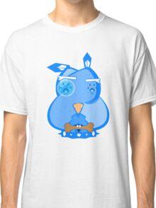 Canis Lupus Familiaris: Icy Blue Classic T-Shirt