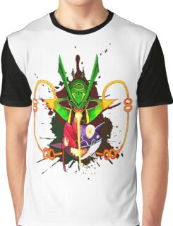 Cute Pokemon Legends Sun and Moon Graphic T-Shirt