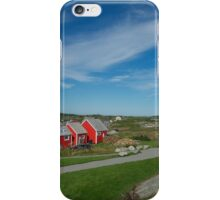 Peggys Sky iPhone Case/Skin