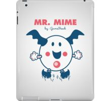 Mister Mime iPad Case/Skin