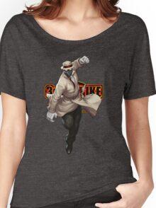 Q - 3rd Strike Women's Relaxed Fit T-Shirt