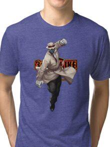 Q - 3rd Strike Tri-blend T-Shirt