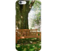 Blue Mountain's Chair iPhone Case/Skin
