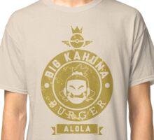 Alola's Big Kahuna Burger Classic T-Shirt