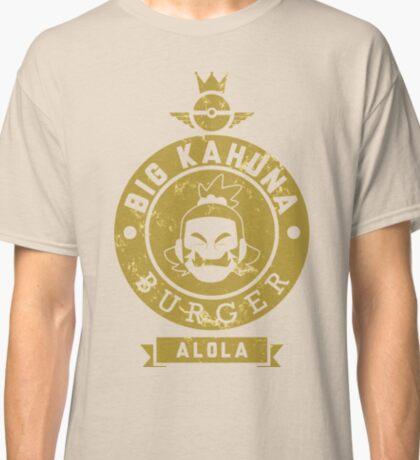 Alola Big Kahuna Burger Classic T-Shirt