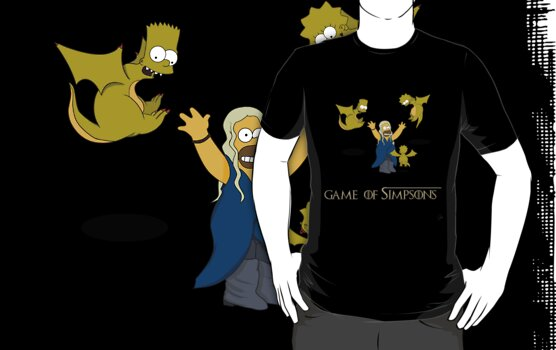Game of simpsons by itslexatchison