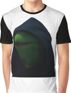 Dark Kermit Graphic T-Shirt