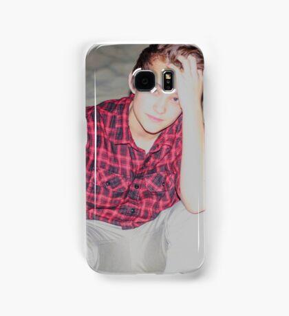 Justin Drew Blake Beach Samsung Galaxy Case/Skin