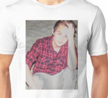 Justin Drew Blake Beach Unisex T-Shirt