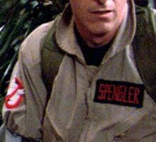 Egon Spengler Sticker