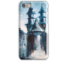 Gniezno. Old town in Poland. iPhone Case/Skin
