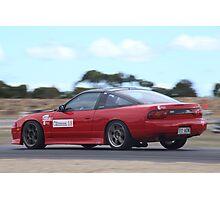2014 Oz Gymkhana Round 1 - #18 Nissan 180SX (4) Photographic Print