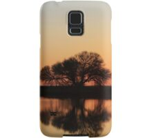 It's all about the light... Sunrise... Along the rural road, Free State, South Africa Samsung Galaxy Case/Skin