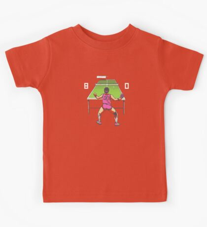 The Ping Pong Championships of '82 Kids Tee