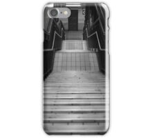 Back Stairs iPhone Case/Skin