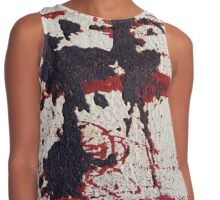 Inkblots Rorschach Personality and Abstract Be Square Contrast Tank