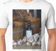 Garlic and Select Vinegar Unisex T-Shirt