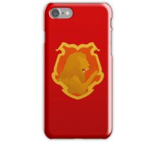Gryffindor iPhone Case/Skin