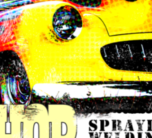 Auto Chop Shop Sticker