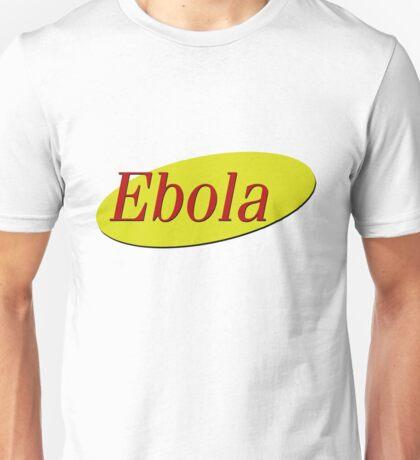 seinfeld ebola  Unisex T-Shirt