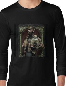 Conor mcgregor THE KING  Long Sleeve T-Shirt