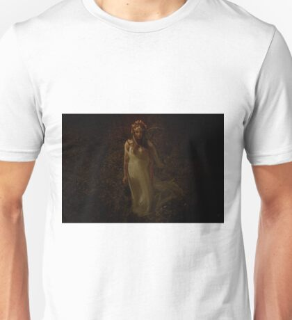 The girl in the ivy Unisex T-Shirt