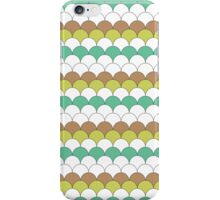Green pea iPhone Case/Skin