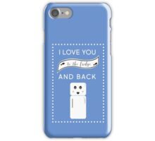 Fridge love iPhone Case/Skin