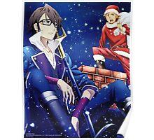 K Project ( Sarumi ) Christmas ! ❅ Poster