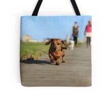 Chicko's Run Tote Bag