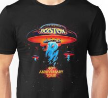 BOSTON 40TH ANNYVERSARY TOUR Unisex T-Shirt