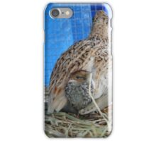 Motherly Instincts iPhone Case/Skin