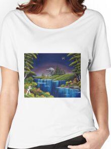 BlueRiver Women's Relaxed Fit T-Shirt