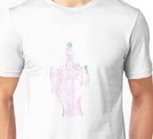 Middle Fingers Up  Unisex T-Shirt