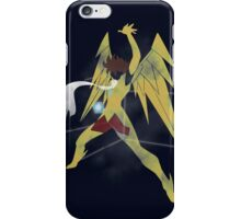 Pegasus constellation iPhone Case/Skin