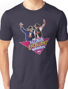 Westworld Bill and Ted Unisex T-Shirt