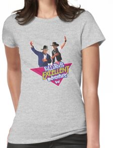 Westworld Bill and Ted Womens Fitted T-Shirt