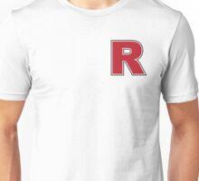 Red Letter R Unisex T-Shirt
