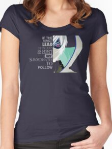 The Zero Theory Women's Fitted Scoop T-Shirt
