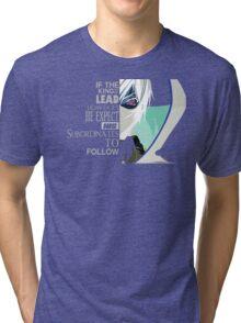 The Zero Theory Tri-blend T-Shirt