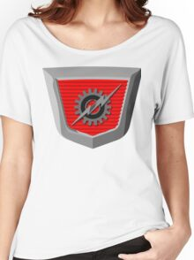 Classic Ford Emblem Women's Relaxed Fit T-Shirt