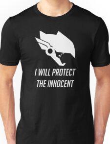 Pharah - I Will Protect (Overwatch) Unisex T-Shirt