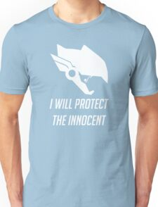Pharah - I Will Protect Unisex T-Shirt