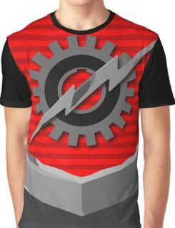 Classic Ford Emblem Graphic T-Shirt