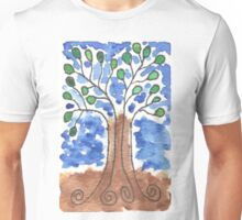 Roots and Leaves Unisex T-Shirt