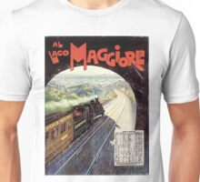 Vintage poster - Lake Maggiore Unisex T-Shirt
