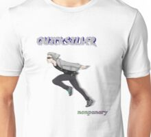 Quicksilver doing the Naruto Run Unisex T-Shirt
